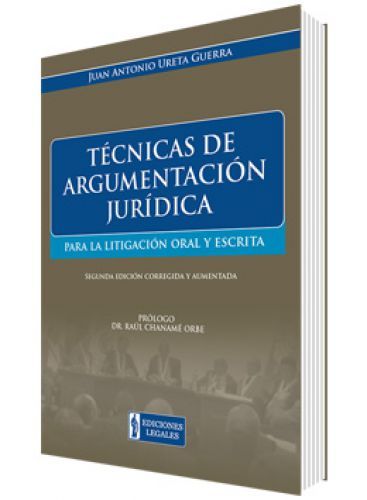 Tecnicas de argumentacion juridica ureta guerra juan for Tecnicas de representacion arquitectonica pdf